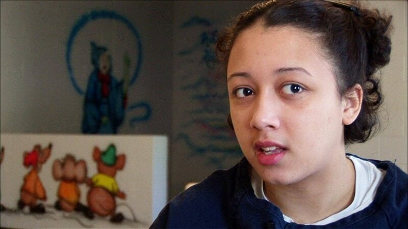 Cyntoia Brown aged 16 years old