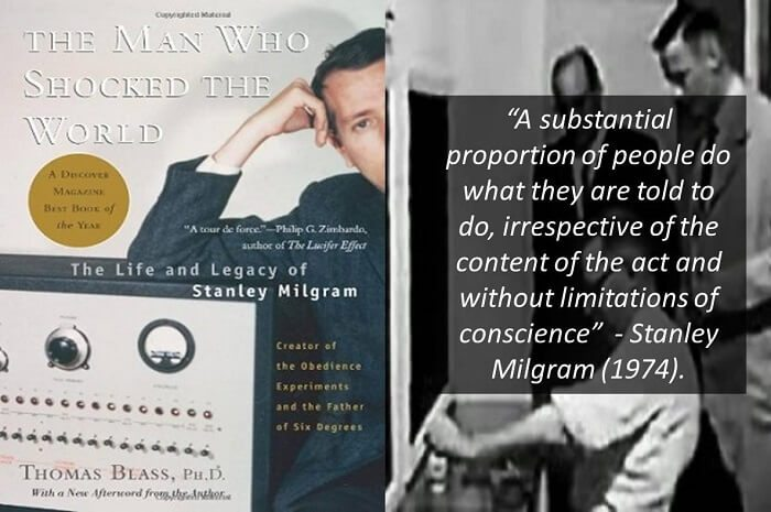 milgrams summary Summary in 1961, men from all different vocations responded to an ad in new haven, connecticut for what was ostensibly a study on the effect of learning and memory what they did not realize, is that they would make history by being participants in perhaps the most (in)famous psychological experiment demonstrating a.