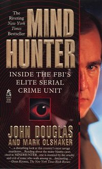 Mindhunter by John Douglas Book Cover