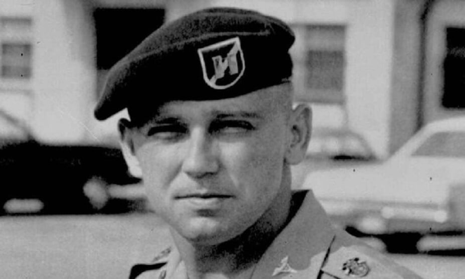 Green Beret Captain Jeffrey MacDonald