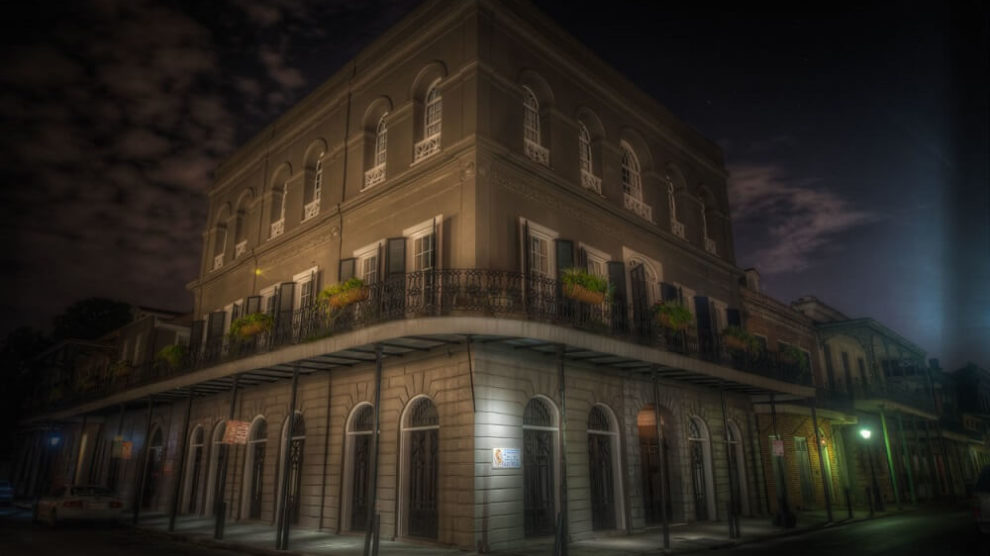The LaLaurie Mansion Today.
