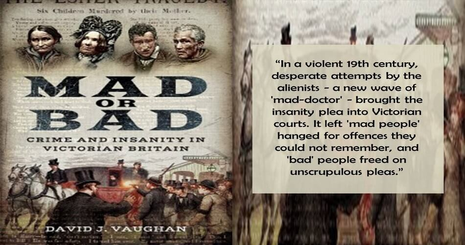 mad or bad This collection sheds new light on the problems of people with mental health difficulties in the criminal justice system it carefully shows that we cannot just label people as mad or bad but must instead consider a complex set of interacting social, psychological, legal and circumstantial factors, in order to understand how people become.