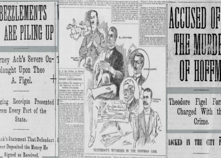 Images: Newspapers.com & Center for Bibliographical Studies and Research San Francisco Call articles, 25 June, 01 & 15 July 1897