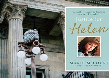 Justice For Helen Book Cover